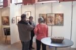 Vernissage Expo Contraste à Visé (Belgique)